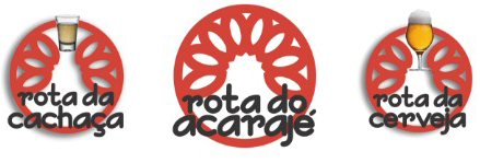 Logotipos Rota do Acarajé