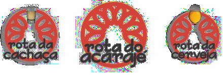 Logotipos Rota do Acarajé