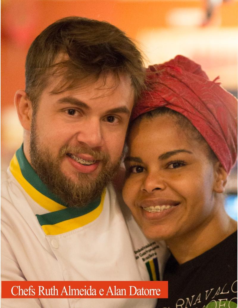 Foto A Chef Ruth Almeida visita a Rota