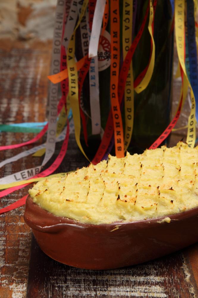 Foto do produto 131 - Escondidinho de camarão  -  R$  110,00
