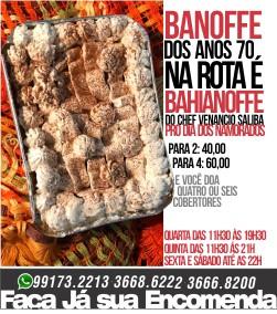 Foto Bahianoffee, o doce recriado na Rota