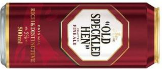 Foto do produto 402 - Old Speckled  Hen Inglaterra  -  R$ 24,00