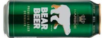 Foto do produto 419 - Brae Bear  - Dinamarca - R$ 13,50