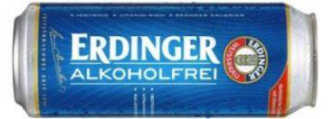 Foto do produto 454 - Erdinger Alkoholfre - Alemanha - R$ 17,00