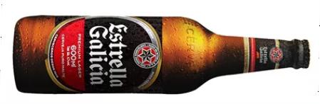 Foto do produto 404 - Estrella Galicia - Espanha  - R$ 15,80