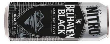 Foto do produto 416  -  Belhaven  Black NITRO Escócia -  R$ 27,00