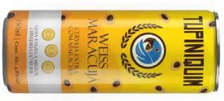 Foto do produto 482 - Tupiniquim Weiss Maracujá -  Brasil  R$ 13,00